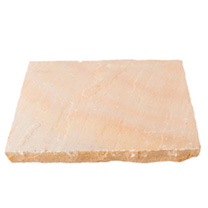 Natural Sandstone Patio Kit - 10.2m2 Scottish Glen