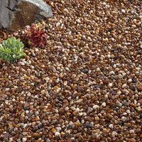 Premium Quartzite Pea Gravel 10mm - Bulk