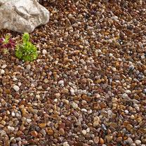 Premium Quartzite Pea Gravel 20mm - Bulk