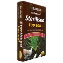 Sterilised Top Soil (25ltr)