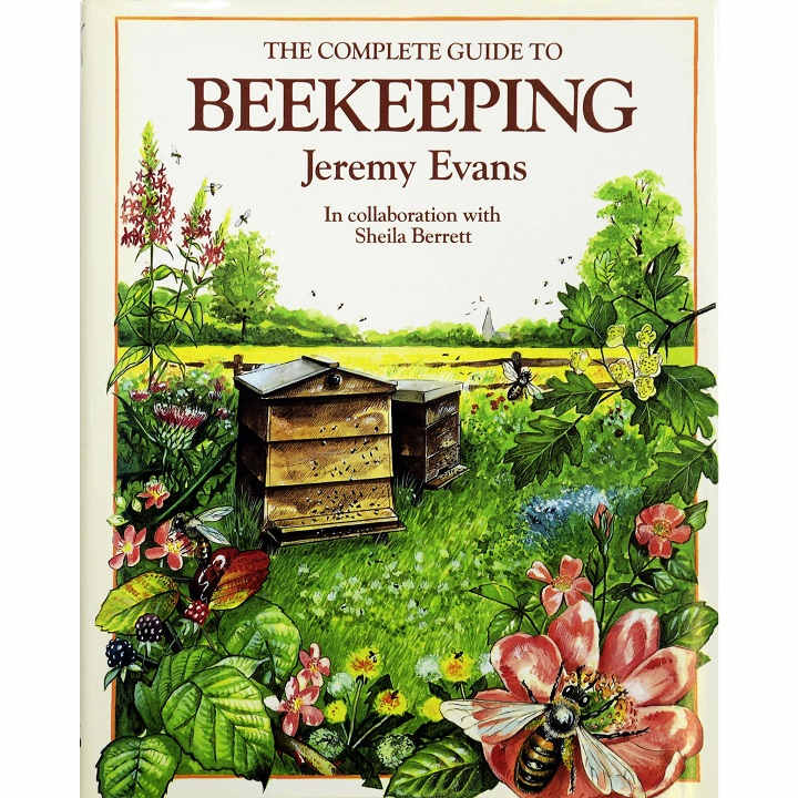 The Complete Guide To Beekeeping Book
