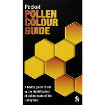 Pocket Pollen Colour Guide Book