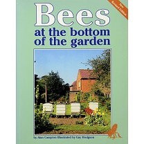 Image of Bees at the Bottom of the Garden Book