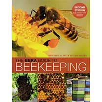 Image of The BBKA Guide To Beekeeping Book