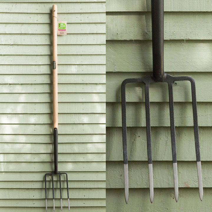 Long Handled Digging Fork