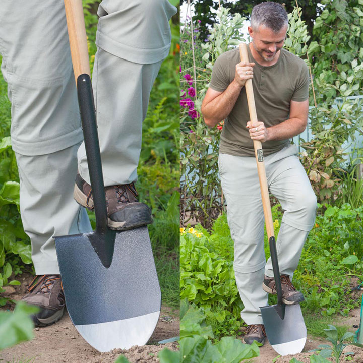 Long Handle Digging Fork Amp Spade Dobies Code Rob Smith