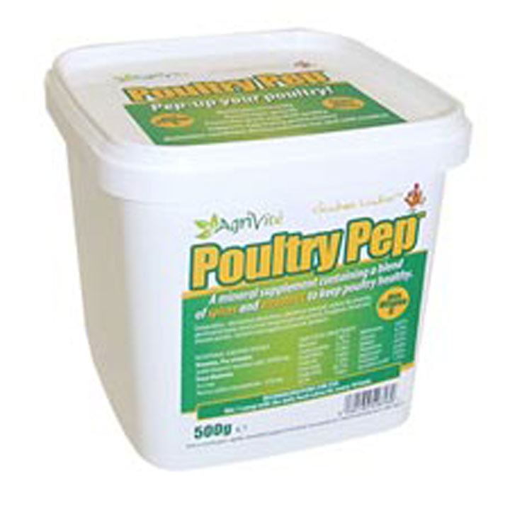 Agrivite Poultry Pep - 500g