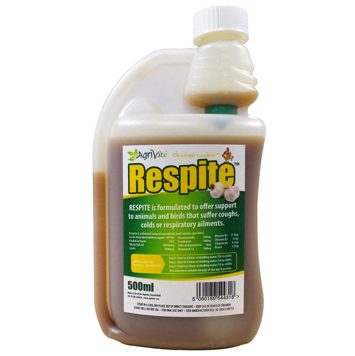 Agrivite Respite - 500ml