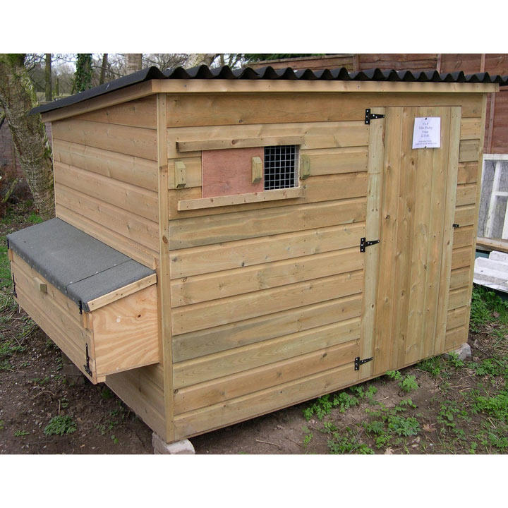 Felton Poultry House