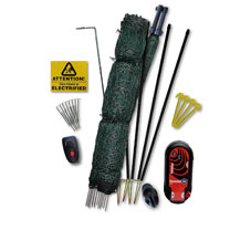 Gated Electric Fence Kit - 16m