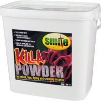 Smite Organic Killa Powder - 2kg Tub