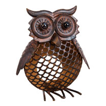 Owl Tealight