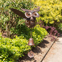 Image of Owl Windchime