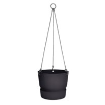 Greenville Hanging Basket - Anthracite