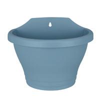 Corsica Wall Basket - Vintage Blue