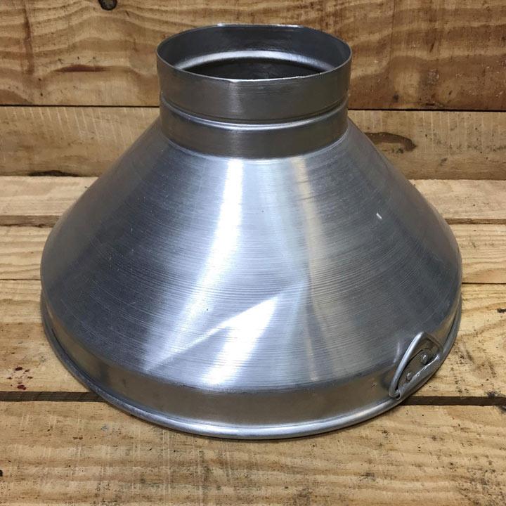 Aluminium Heat Lamp Shade