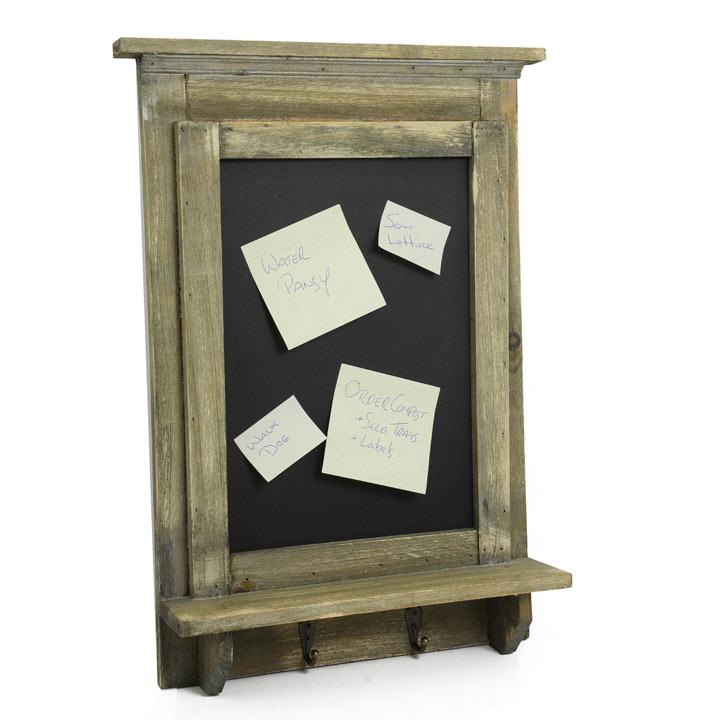 Imitation Chalk Board - Wood