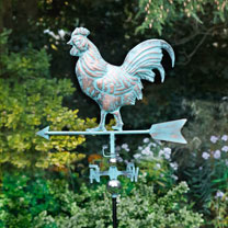 Stainless Steel Weathercock