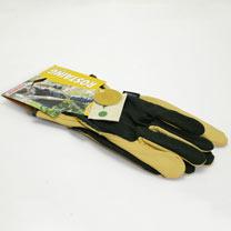 Gardening Gloves - Gents Essential Premium Cotton / Leather