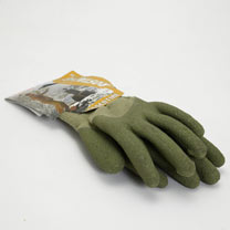 Gardening Gloves - Expert Latex Gold Protection Work Size 8