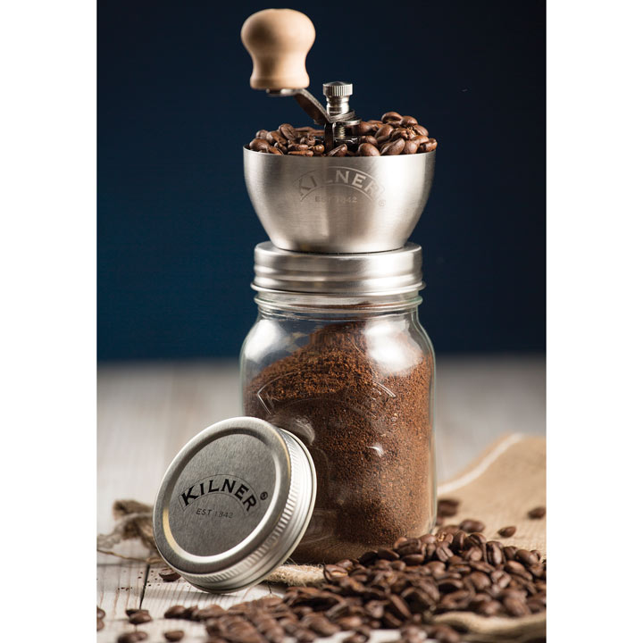 Kilner Coffee Grinder