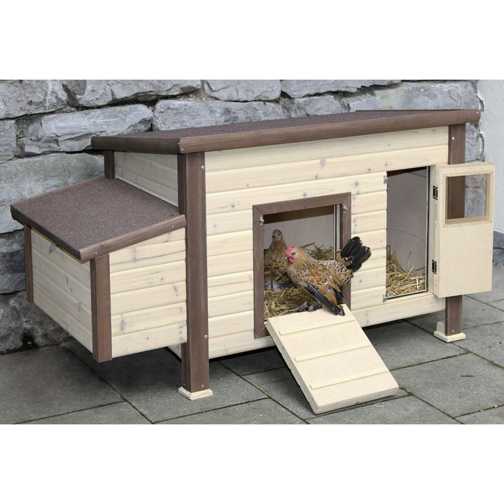 NOFrost Thermal Chicken Coop