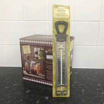 Kilner Preserving Starter Set with Home Made Thermometer