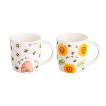 Honey Bee Mugs Assorted