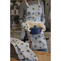 Bumble Bee Apron