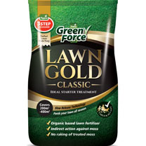 Greenforce Lawn Gold - 10kg