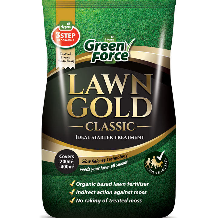 Greenforce Lawn Gold 80 to 200m²