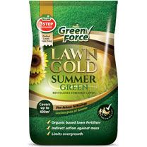 Greenforce Lawn Gold - Summer Green 400m