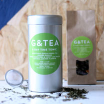 Tea Caddy Set