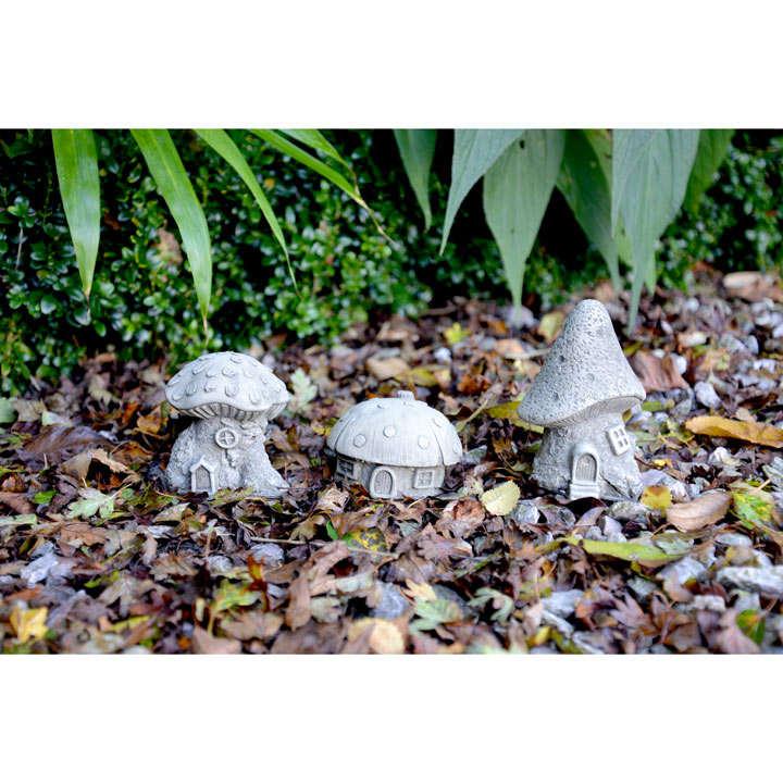 Mushroom House Trio