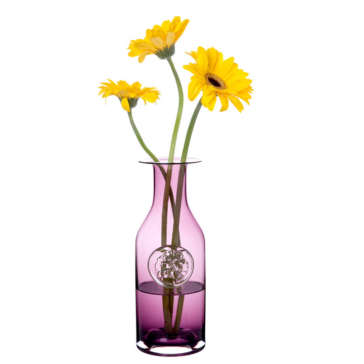 Flower Bottle - Heather