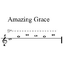 Wind Chimes - Amazing Grace Chime
