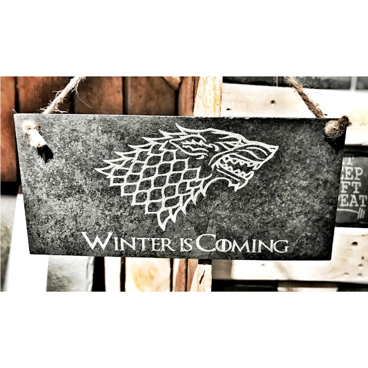 Winter is Coming Sign