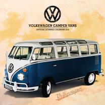 Image of Calendar - VW Campers