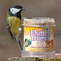 Flutter Butter Feeder & Pods or Refill