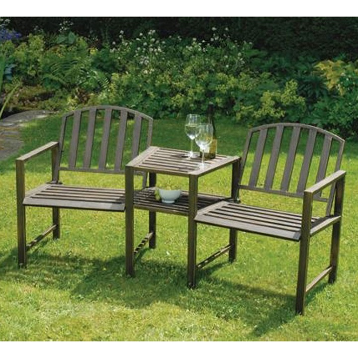 Doverdale Duo Bench & Table