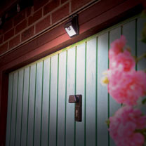 PIR LED Solar Sensor Light