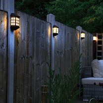 Image of Deluxe LED Solar Lights
