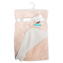 Personalised Pet Throw - Cream