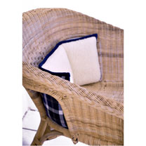 Image of Back Support Cushion