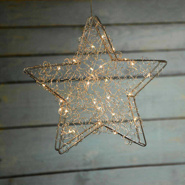 Star Light Decoration