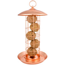 Copper Feeder - Suet