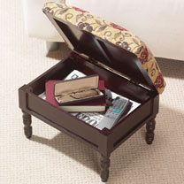 Storage Foot Stool