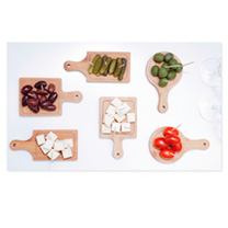Mini Serving Trays & Nutcracker