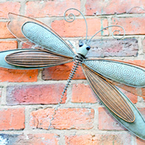 Wall Decoration - Dragonfly