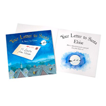 Personalised Children's Book - Letter to Santa
